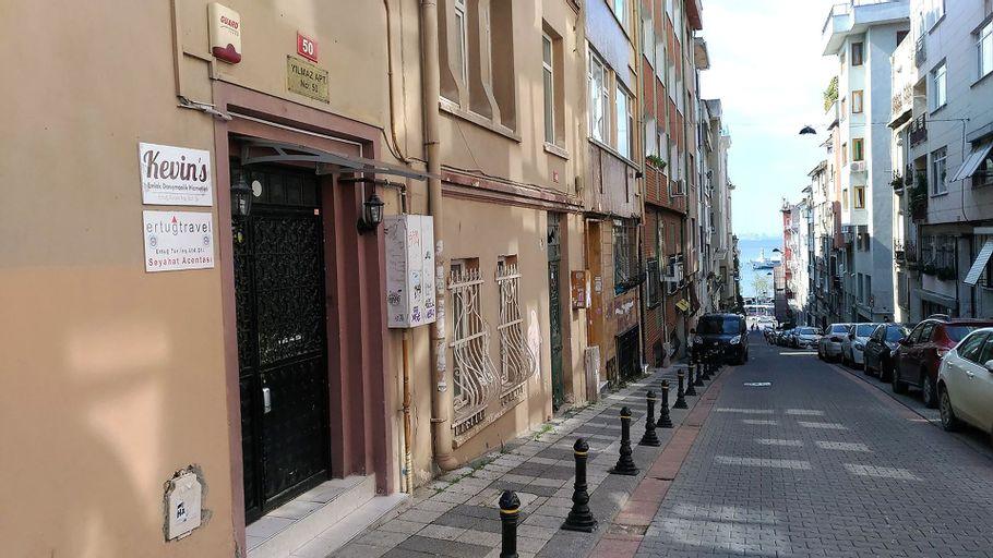 Kevin's Hostel, Kadıköy