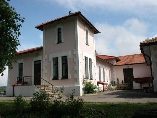 Villa Meretare, Toila