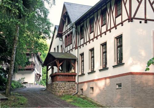 Land-gut-Hotel Waldgasthof Zur Margarethenmühle, Mittelsachsen