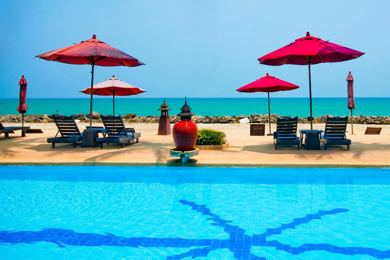 Puktien Cabana Beach Resort and Residence, Tha Yang