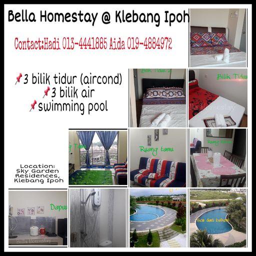 Bella Homestay Klebang Ipoh, Kinta