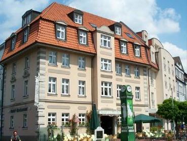 An der Persiluhr Stadt-gut-Hotel, Unna