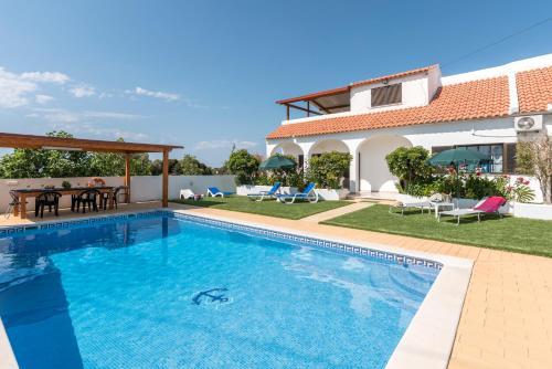 Villa Sao Miguel - Armacao de Pera, Silves