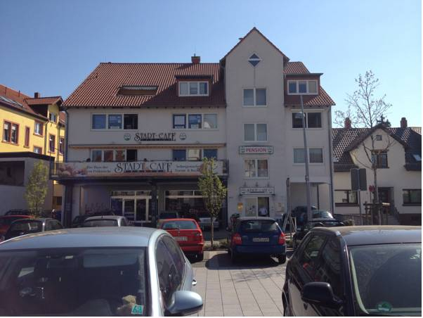 StadtCafe Pension, Bad Dürkheim