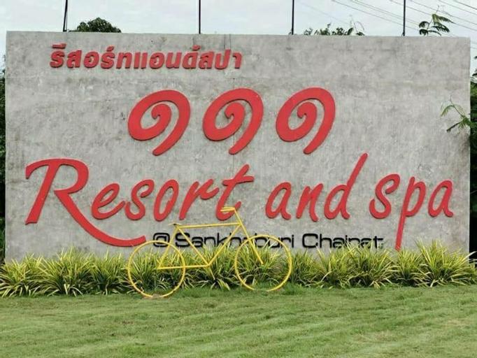 111 Resort and Spa, Sankha Buri