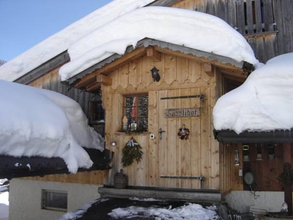 Bauernhotel Gasslihof, Saanen