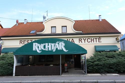 Pension & Restaurace Na Rychte, Praha 11