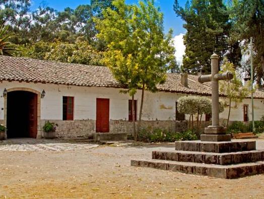 Hacienda La Cienega, Latacunga