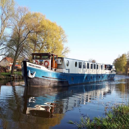 MS Mecklenburg, Groningen