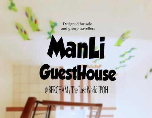 Manli Guesthouse Ipoh, Kinta