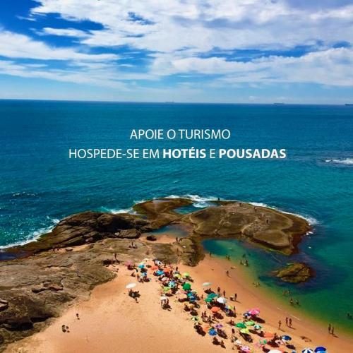 Hotel Atlantico, Guarapari