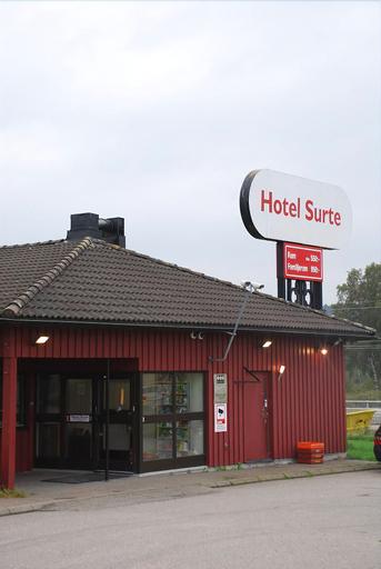 Hotel Surte, Ale