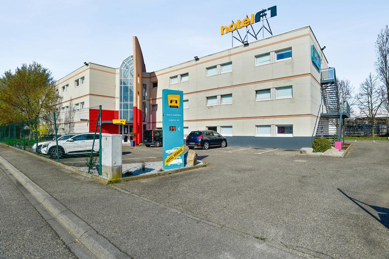 Hotel F1 Strasbourg Ostwald  (Pet-friendly), Bas-Rhin