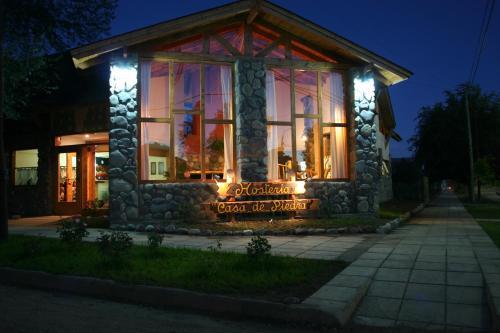 Hosteria y Cabanas Casa de Piedra, Futaleufú
