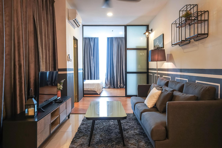 Pinstay Classic Bleu Suites @ITCC Manhattan Suites, Penampang