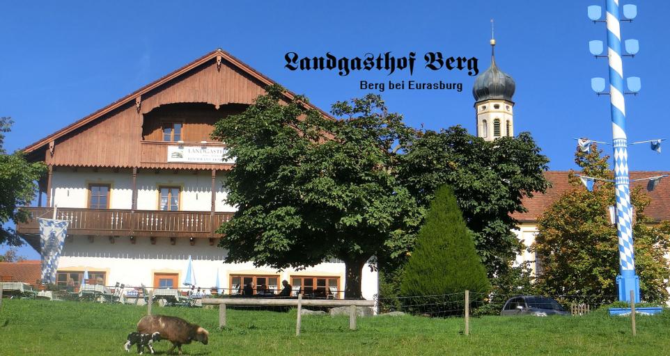 Landgasthof Berg, Bad Tölz-Wolfratshausen