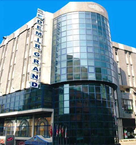 Demirgrand Hotel, Merkez
