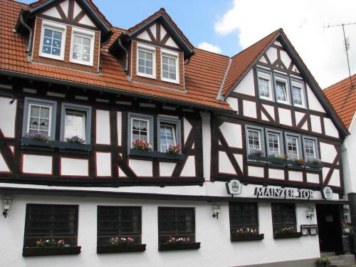 Restaurant / Pension Mainzer Tor, Vogelsbergkreis