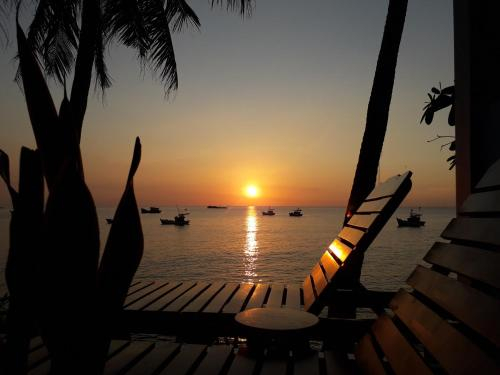 sunset beach house, Phú Quốc