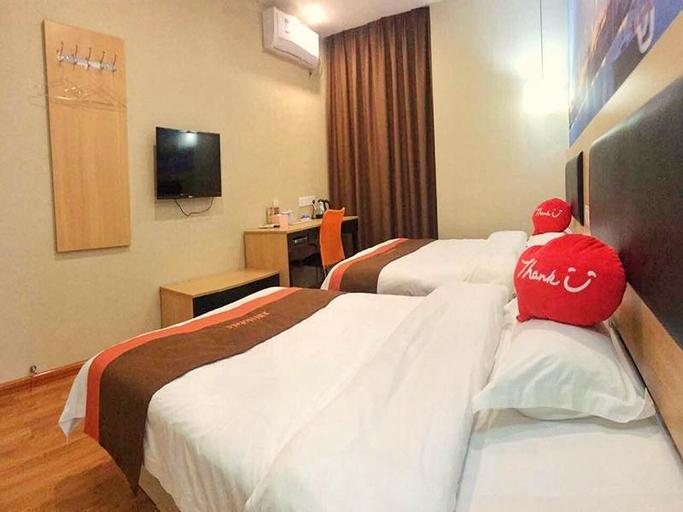 Jun Hotel Fujian Fuzhou Jin'an District Railway Station, Fuzhou