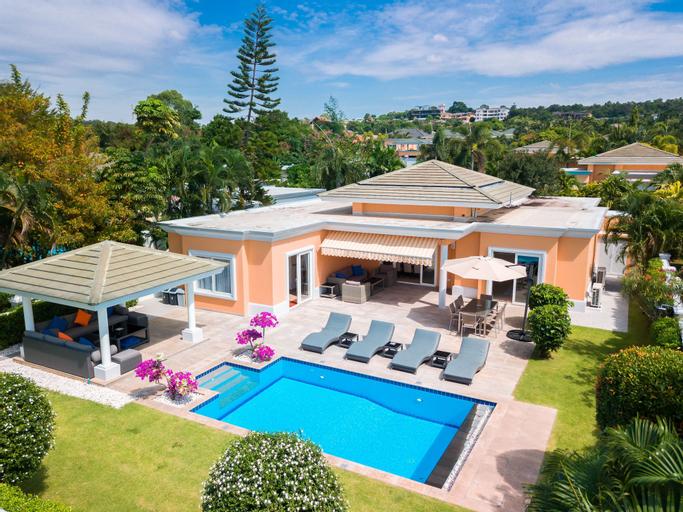Luxury Pool Villa 604, Bang Lamung