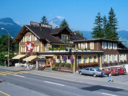 Hotel Bahnhof, Obwalden