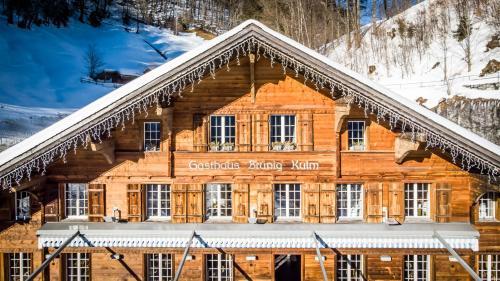 Gasthaus Brunig Kulm, Oberhasli
