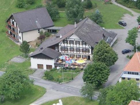 Hotel Restaurant Alpenblick, Wangen