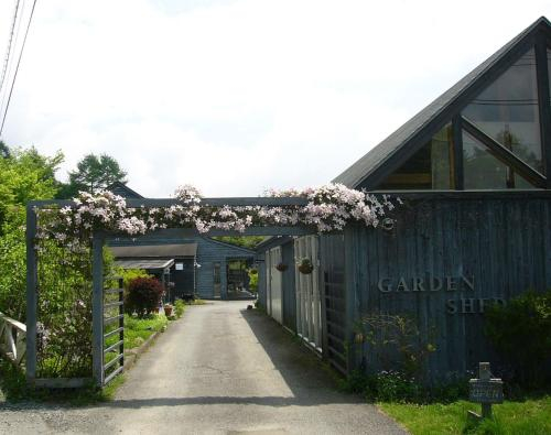 Garden Shed, Yamanakako
