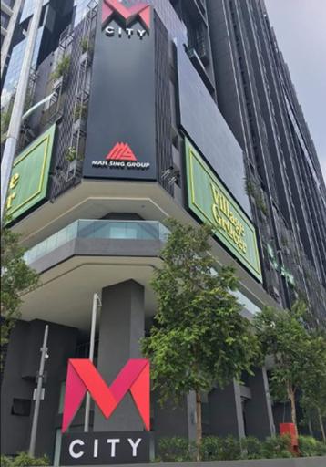 M City at KLCC., Kuala Lumpur