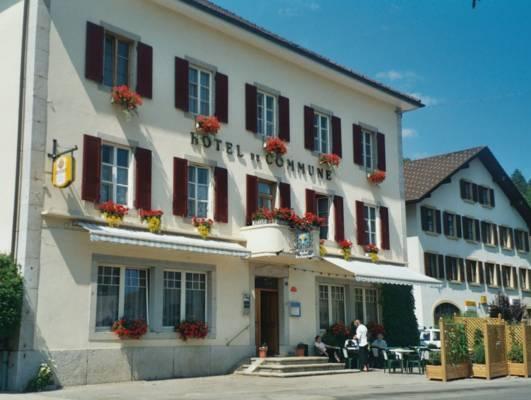 Hotel de Commune, Val-de-Ruz
