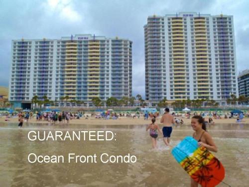 Ocean Walk Resort 911i, Volusia