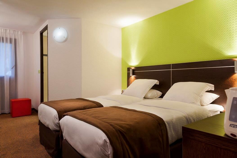 Enzo Hotel Brétigny, Essonne