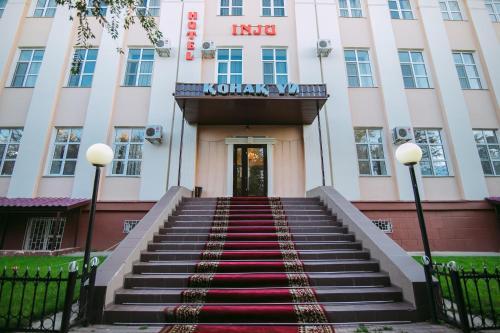 Hotel Inju, Bayzakskiy