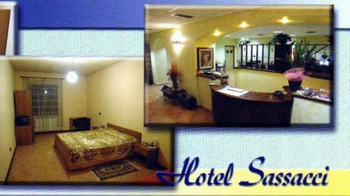 Hotel Sassacci, Viterbo