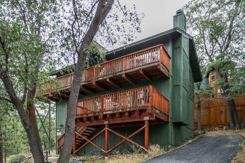 Chipmunk Treehouse, San Bernardino