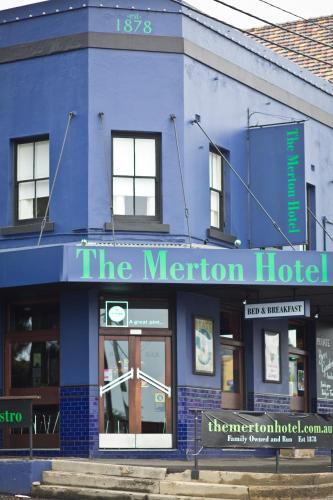 The Merton Hotel, Leichhardt