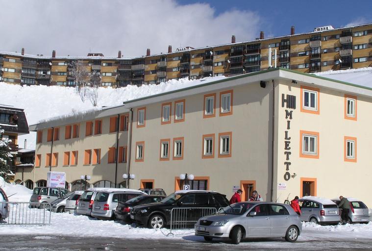Hotel Miletto, Campobasso