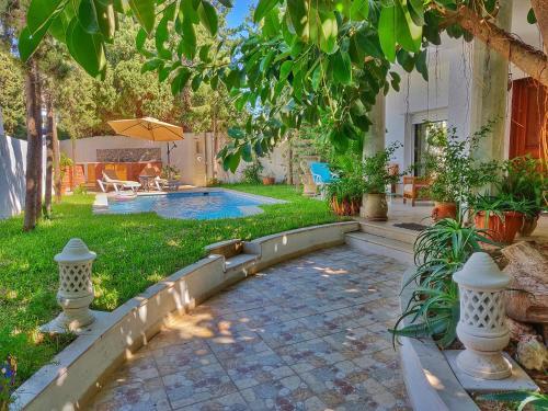 Villa Sidi Bou Said, Carthage