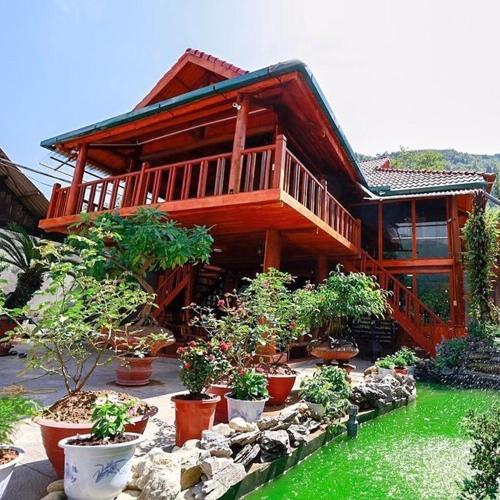 Sapa Stilt House@Homestay Sapa-Stay like a Local, Sa Pa