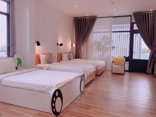 Nomad Ninh Chu Hotel, Phan Rang-Tháp Chàm