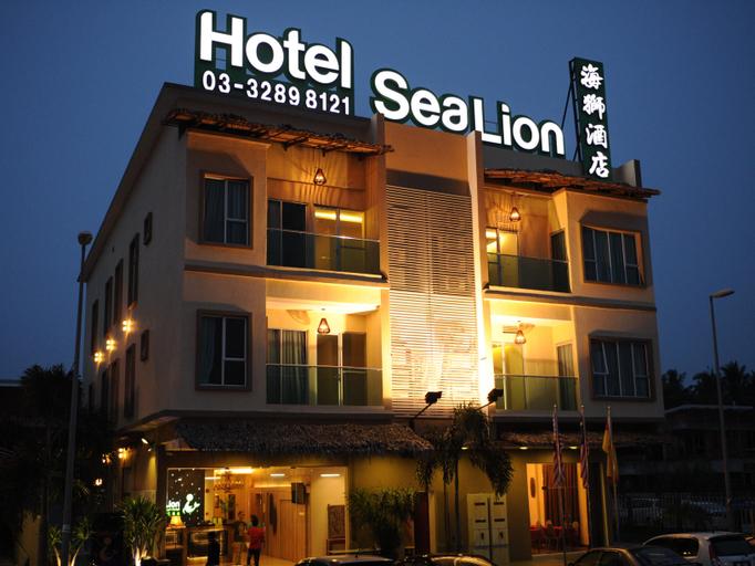 Sea Lion Firefly Concept Hotel (Pet-friendly), Kuala Selangor