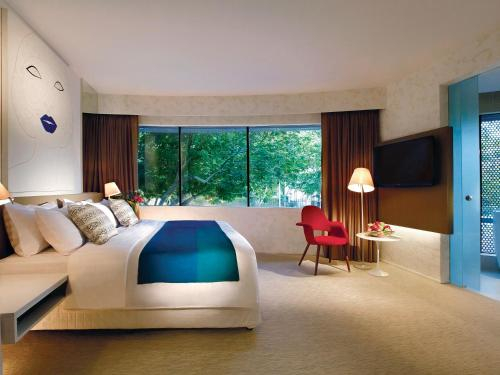 D'Hotel Singapore (SG Clean, Staycation Approved), Singapore River