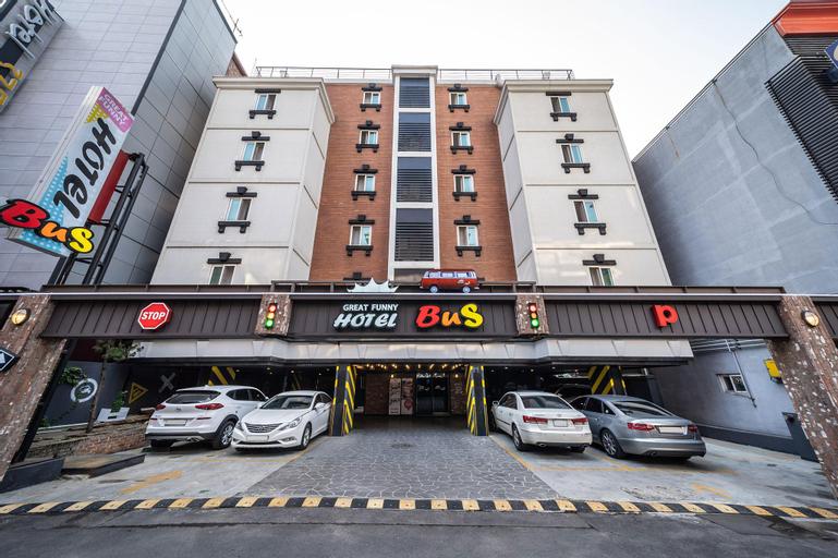 Bus Hotel, Bucheon