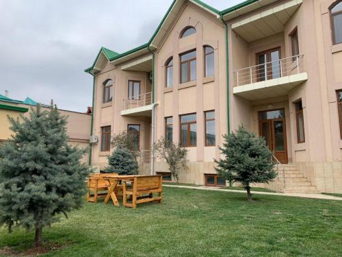 Chinor Garden Hotel 2 ( Free Airport Transfer and Many More), Qibray