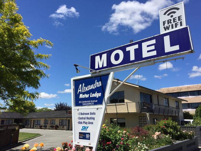 Alexandra Motor Lodge, Central Otago