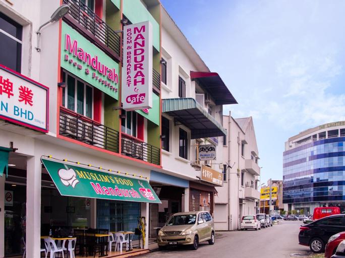 OYO 836 Mandurah Room & Cafe, Kuching
