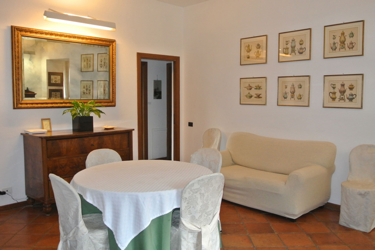 The Pantheon Apartment, Roma