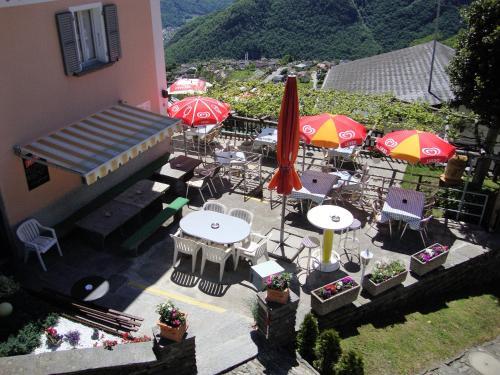 Ristorante Bellavista, Moësa