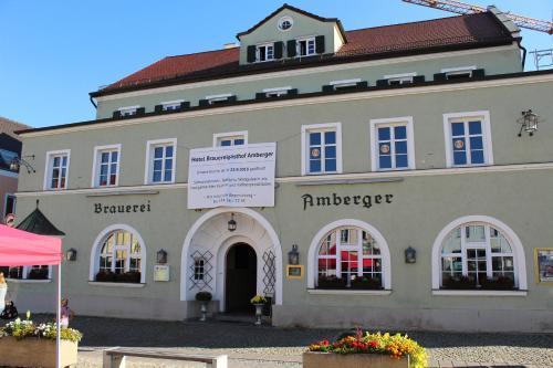 Hotel Brauereigasthof Amberger, Eichstätt